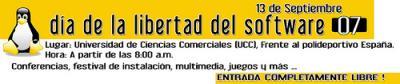 Dia de la Libertad del Software en Nicaragua